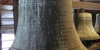 Bell Two inscription