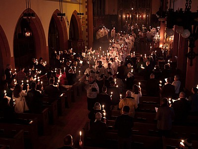 06_The annual Candlemas evensong