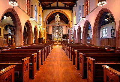 All Saints Wins Two Historic Preservation Awards