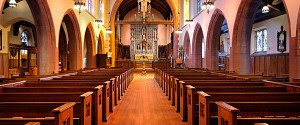Reservations for Sunday Services