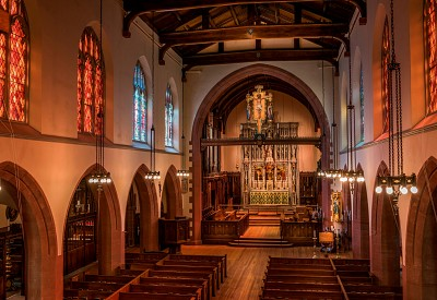 All Saints Wins Two More Historic Preservation Awards
