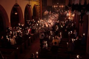 Candlemas, February 2015