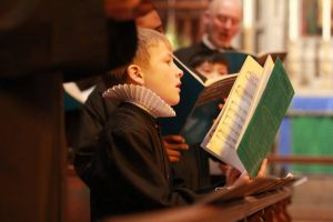 A great place for young choristers