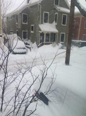 28 Snowbound