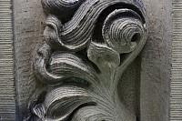 Narthex panel vegetative detail