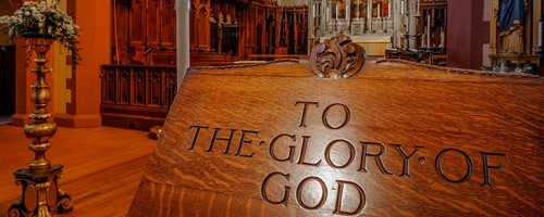 Music from Evensong, Oct 2016