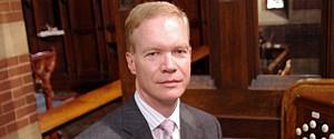 Meet Ross Wood, Associate Organist